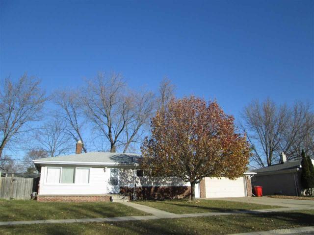 22521 E Schafer, Clinton Township, MI 48035 (MLS #31336614) :: The Peardon Team