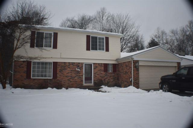 5933 Slate, Troy, MI 48085 (MLS #31338039) :: The Peardon Team