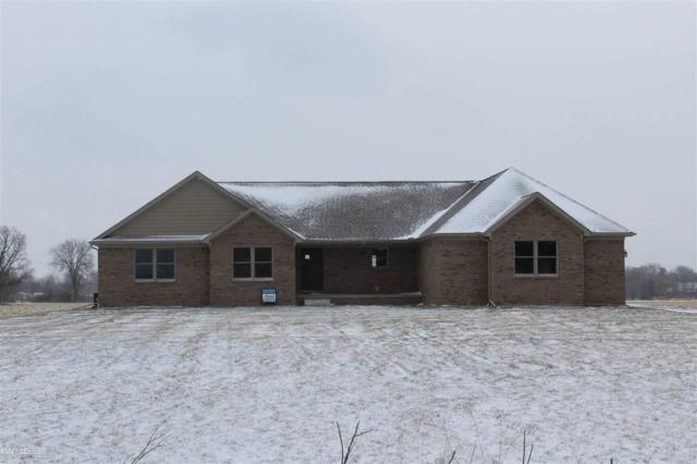 74760 True Road, Armada, MI 48005 (MLS #31339445) :: The Tom Lipinski Team at Keller Williams Lakeside Market Center