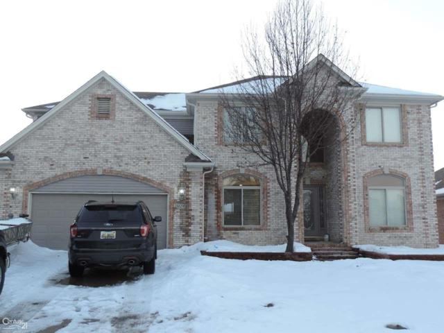 50295 August, Macomb, MI 48044 (MLS #31340237) :: The Peardon Team