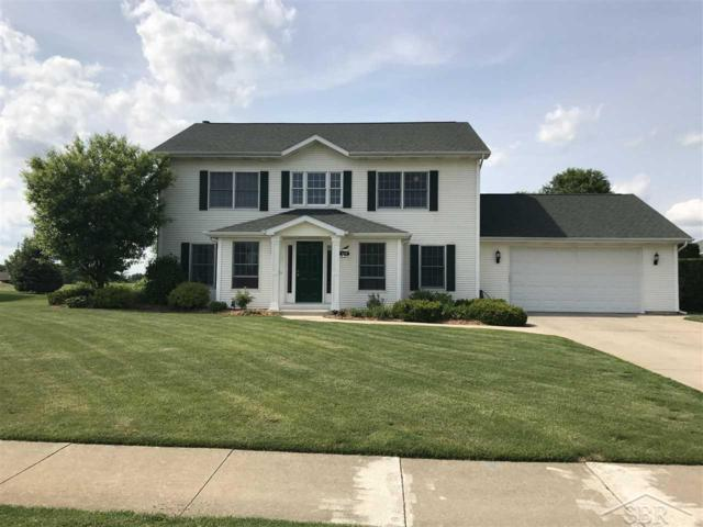 9386 Highland Green Dr., Saginaw, MI 48609 (MLS #31350120) :: The John Wentworth Group