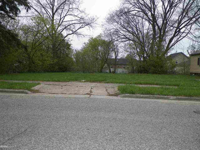 274 S Edith, Pontiac, MI 48342 (MLS #31350237) :: The John Wentworth Group