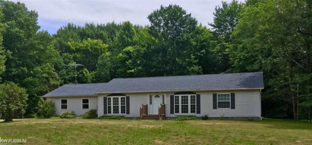 2146 Emerson Road, Wales, MI 48027 (MLS #31350881) :: The John Wentworth Group