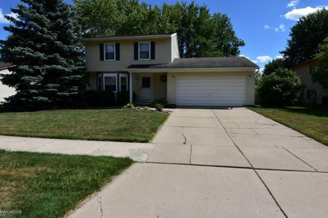 26788 Galassi Street, Chesterfield, MI 48051 (MLS #31354089) :: The Tom Lipinski Team at Keller Williams Lakeside Market Center