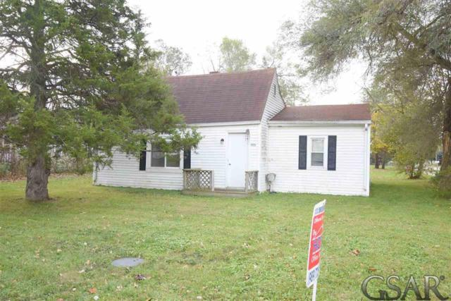 1323 Herman St., Owosso, MI 48867 (MLS #31363279) :: The John Wentworth Group
