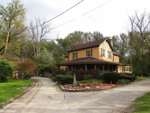 4435 Indian Trail, East China, MI 48054 (MLS #31363349) :: The John Wentworth Group