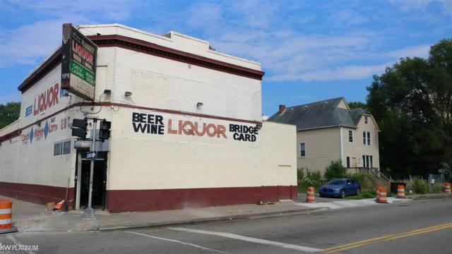 2740 Mount Elliott Street, Detroit, MI 48207 (MLS #31363454) :: The Tom Lipinski Team at Keller Williams Lakeside Market Center