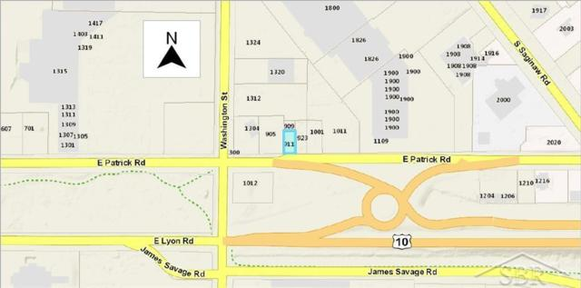 911 E Patrick, Midland, MI 48640 (MLS #31368008) :: The Tom Lipinski Team at Keller Williams Lakeside Market Center