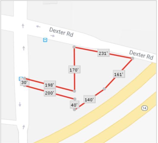 0 Dexter - Ann Arbor Rd Vcnt, Ann Arbor, MI 48103 (MLS #31370707) :: The Tom Lipinski Team at Keller Williams Lakeside Market Center