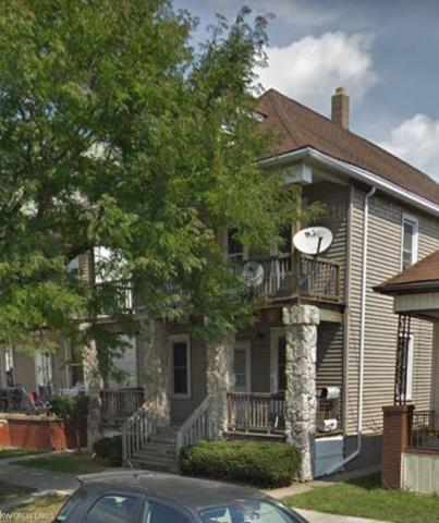 11668 St. Aubin Street, Hamtramck, MI 48212 (MLS #31370730) :: The BRAND Real Estate