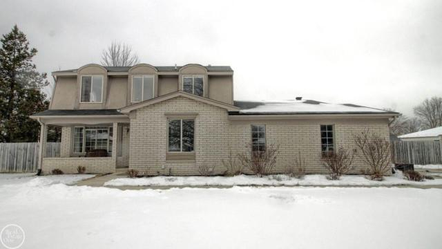 39600 Chaffer, Clinton Township, MI 48038 (MLS #31371384) :: The John Wentworth Group