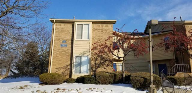 2600 Greenstone #107, Auburn Hills, MI 48326 (MLS #31371388) :: The John Wentworth Group