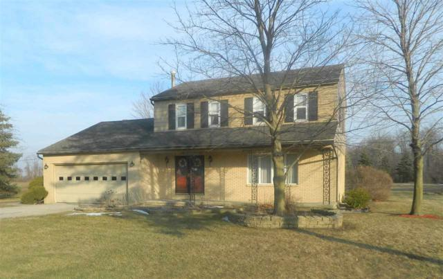 1198 N Raisinville, Monroe, MI 48162 (MLS #31371389) :: The John Wentworth Group