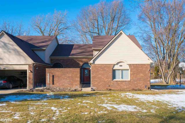 8497 22 Mile, Shelby Twp, MI 48317 (MLS #31371609) :: The Tom Lipinski Team at Keller Williams Lakeside Market Center