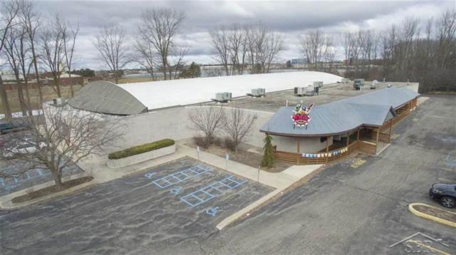2909 Bay City Rd, Midland, MI 48642 (MLS #31374965) :: The Tom Lipinski Team at Keller Williams Lakeside Market Center