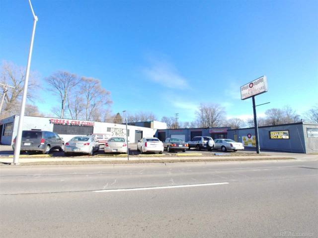 550 Cesar E. Chavez, Pontiac, MI 48342 (MLS #31375075) :: The Tom Lipinski Team at Keller Williams Lakeside Market Center