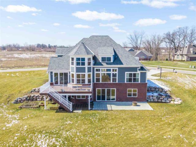 4184 Whitney Ave, Linden, MI 48451 (MLS #31375243) :: The John Wentworth Group