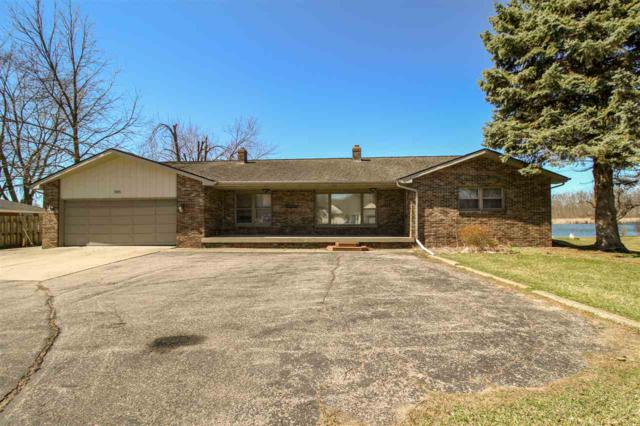 1445 Edgewater Dr, Fenton, MI 48430 (MLS #31376480) :: The John Wentworth Group
