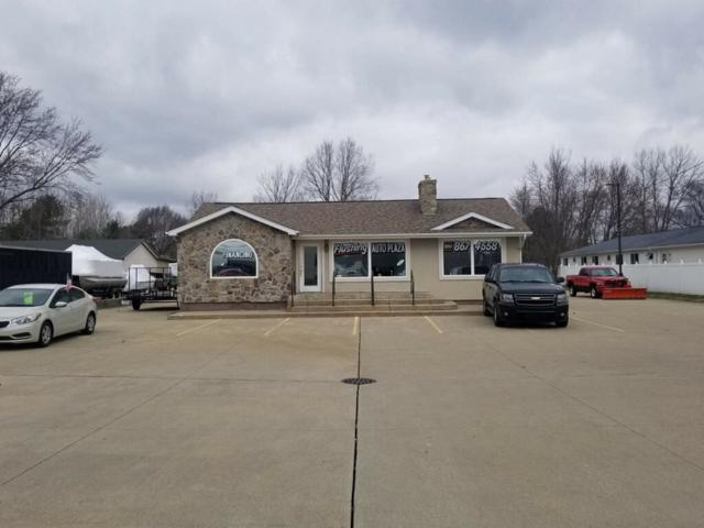 1519 E Pierson Rd, Flushing, MI 48433 (MLS #31377034) :: The Tom Lipinski Team at Keller Williams Lakeside Market Center