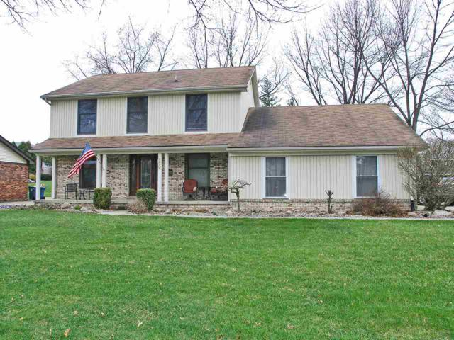 520 Boutell Dr., Grand Blanc, MI 48439 (MLS #31377072) :: The John Wentworth Group