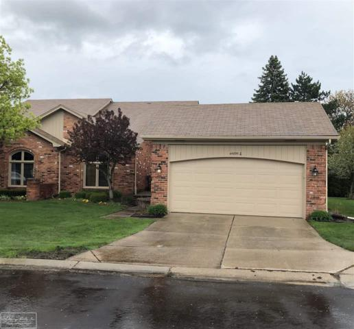 40890 E Rosewood, Clinton Township, MI 48038 (MLS #31379487) :: The Tom Lipinski Team at Keller Williams Lakeside Market Center