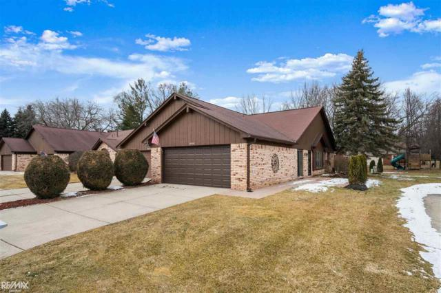 38539 Palm Meadow, Clinton Township, MI 48036 (MLS #31380518) :: The Tom Lipinski Team at Keller Williams Lakeside Market Center