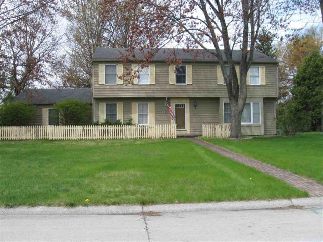 530 Holbrook Lane, Saginaw, MI 48603 (MLS #31380641) :: The Tom Lipinski Team at Keller Williams Lakeside Market Center