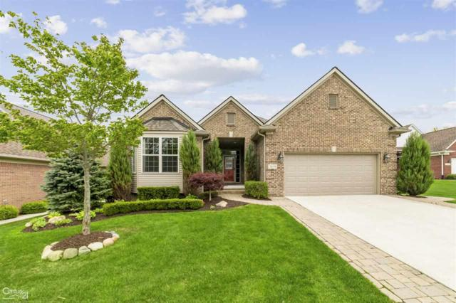 7458 Augusta Unit 22, Washington Twp, MI 48094 (MLS #31381174) :: The Tom Lipinski Team at Keller Williams Lakeside Market Center