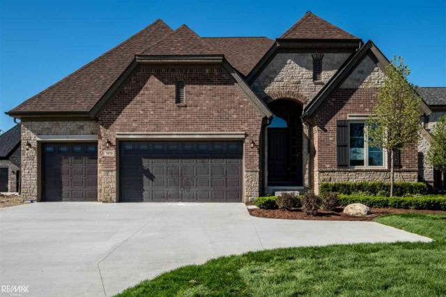7975 Glacier Club Dr, Washington Twp, MI 48094 (MLS #31381245) :: The Tom Lipinski Team at Keller Williams Lakeside Market Center