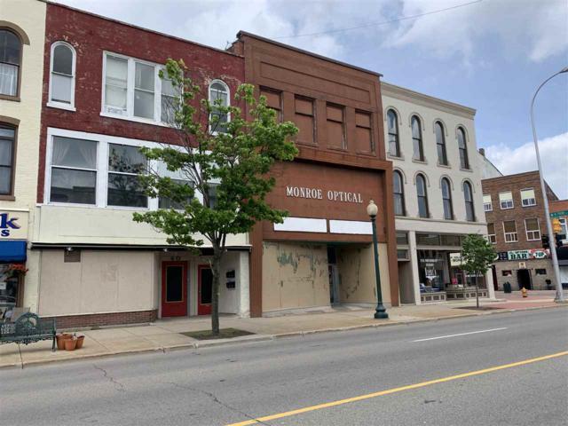 36 S Monroe, Monroe, MI 48161 (MLS #31381532) :: The Tom Lipinski Team at Keller Williams Lakeside Market Center