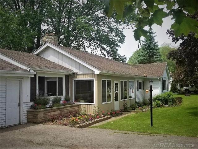 6770 Lakeshore, Lexington, MI 48450 (MLS #31383965) :: The Tom Lipinski Team at Keller Williams Lakeside Market Center