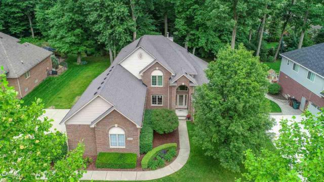 6775 Paint Creek Ct, Shelby Twp, MI 48316 (MLS #31384130) :: The John Wentworth Group
