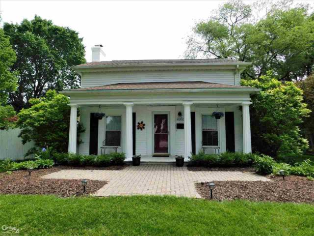 46860 Shelby Rd, Shelby Twp, MI 48317 (MLS #31384154) :: The John Wentworth Group