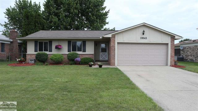 19543 Stanley, Clinton Township, MI 48038 (MLS #31384157) :: The John Wentworth Group