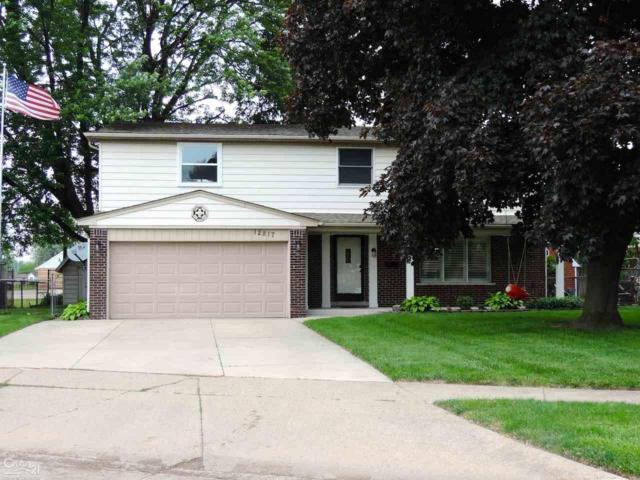 12817 Picadilly, Sterling Heights, MI 48312 (MLS #31384168) :: The John Wentworth Group