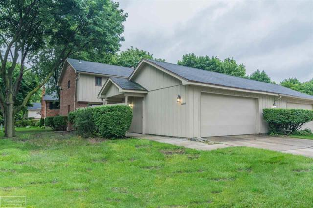 42545 Eldon, Clinton Township, MI 48038 (MLS #31384765) :: The Tom Lipinski Team at Keller Williams Lakeside Market Center