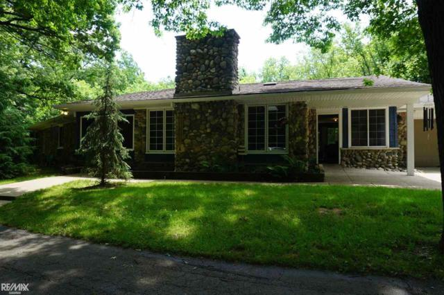 411 Thorn Ridge Trail, Ortonville, MI 48462 (MLS #31385942) :: The John Wentworth Group