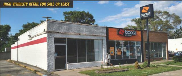 17848-17850 E 9 Mile, Eastpointe, MI 48021 (MLS #31386350) :: The Tom Lipinski Team at Keller Williams Lakeside Market Center