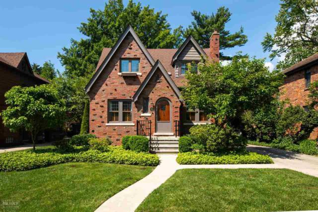 745 Fisher, Grosse Pointe, MI 48230 (MLS #31386415) :: The Tom Lipinski Team at Keller Williams Lakeside Market Center
