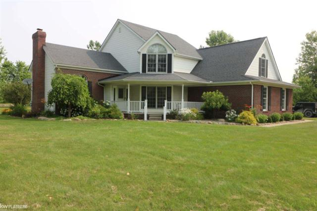 21321 31 Mile Road, Ray, MI 48096 (MLS #31387092) :: The John Wentworth Group