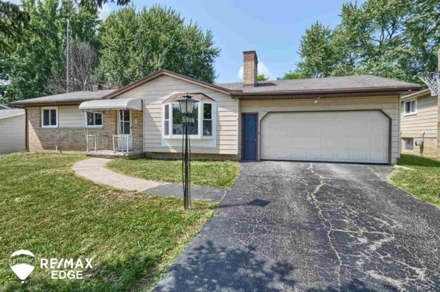 5336 Elmsford Drive, Flint, MI 48532 (MLS #31387315) :: The John Wentworth Group