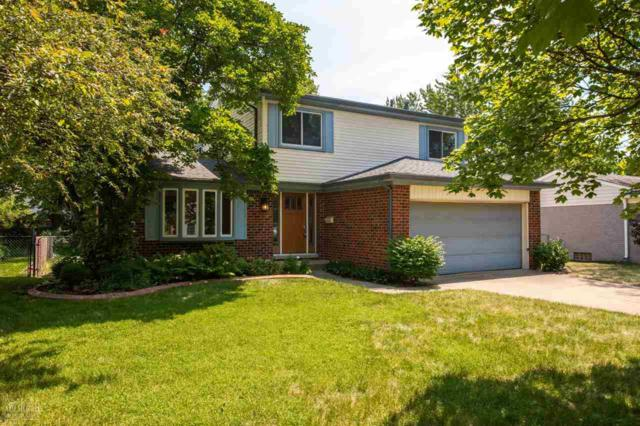 9214 Oakcliffe, Plymouth, MI 48170 (MLS #) :: The John Wentworth Group