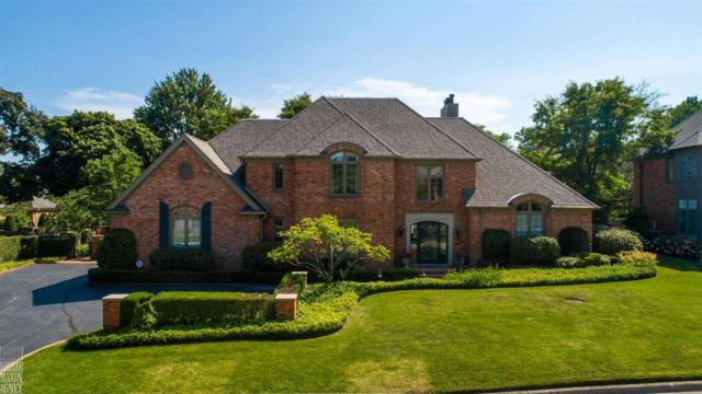1 Windward Pl, Grosse Pointe Farms, MI 48236 (MLS #31387597) :: The Tom Lipinski Team at Keller Williams Lakeside Market Center
