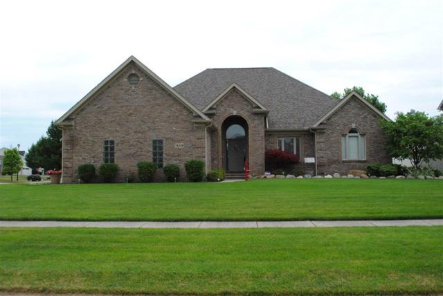 15320 Oak Knoll Dr, Monroe, MI 48161 (MLS #31387722) :: The Tom Lipinski Team at Keller Williams Lakeside Market Center
