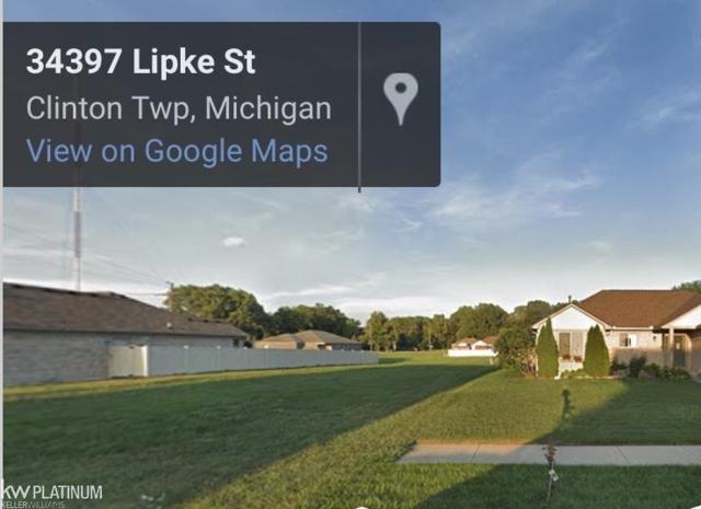 34406 Lipke, Clinton Township, MI 48035 (MLS #31387931) :: The Tom Lipinski Team at Keller Williams Lakeside Market Center