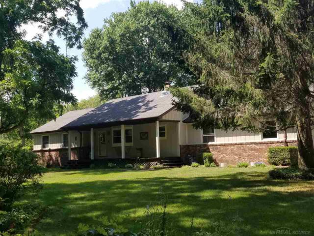 7123 County Farm Road, Lexington, MI 48450 (MLS #31389049) :: The Tom Lipinski Team at Keller Williams Lakeside Market Center