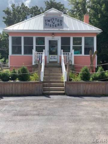 161 Walnut Street, Manitou Beach, MI 49253 (MLS #31390231) :: The Tom Lipinski Team at Keller Williams Lakeside Market Center