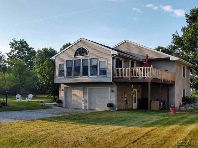 7685 Dalton Rd, Onsted, MI 49265 (MLS #31390603) :: The Tom Lipinski Team at Keller Williams Lakeside Market Center
