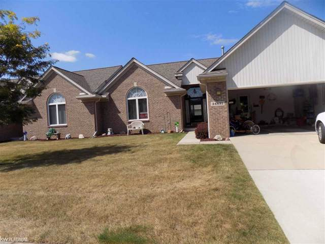 34891 Quail Trl, Richmond, MI 48062 (MLS #31391021) :: The Tom Lipinski Team at Keller Williams Lakeside Market Center