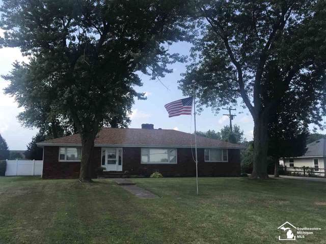 14259 S Dixie Highway, Monroe, MI 48161 (MLS #31391321) :: The John Wentworth Group